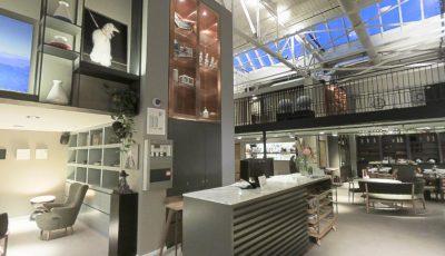 Hotel De Hallen 3D Model