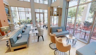 Kubic Athens Hotel 3D Model