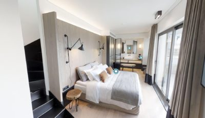 THE NIKI ATHENS HOTEL 3D Model