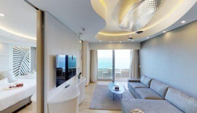 Abav2 Junior Suite Sea View 3D Model